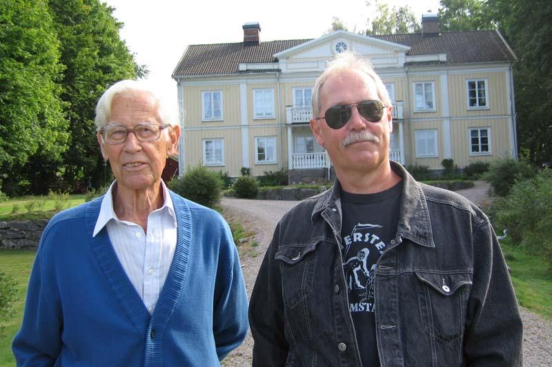 Sven-Erik och Johan