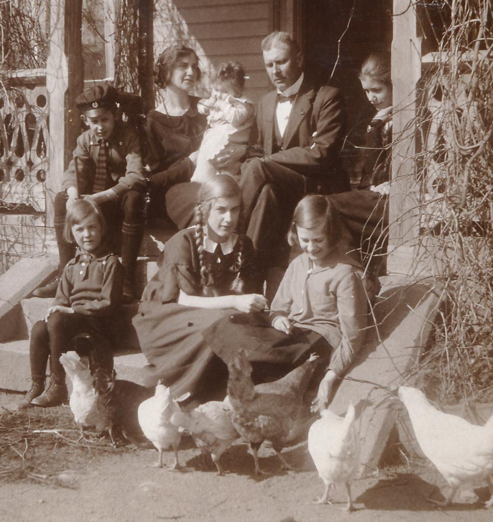 Ragnars familj